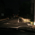11.オリジナルのヘッドライト